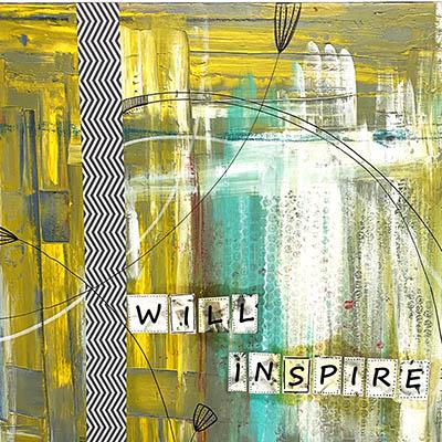 will inspire original art meg neufeld